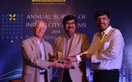 Voice of India's Citizens (VOICE) Award for Quality of City-Systems (Runner Up)