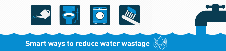 Smart Ways To Reduce Water Wastage