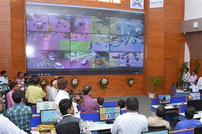 SMAC Center Inauguration
