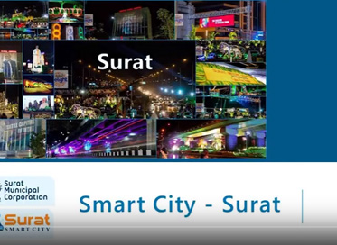 Surat Smart City Projects