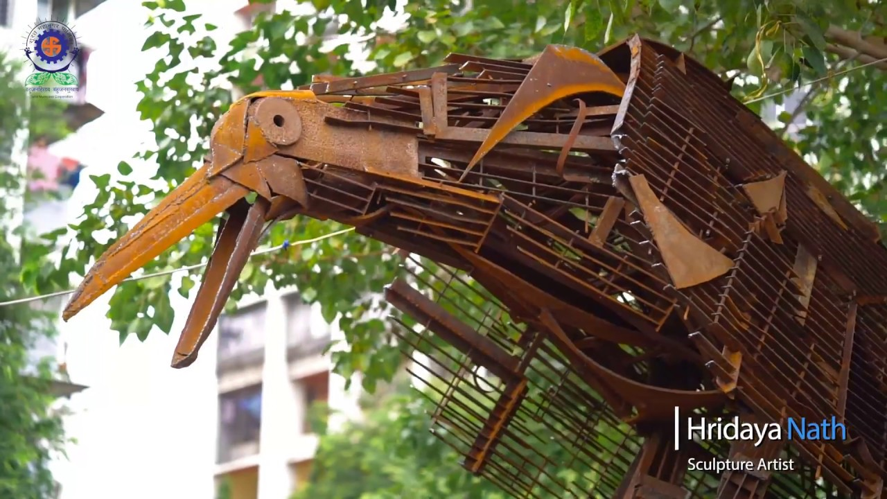 Surat Scrap Sculpture Symposium